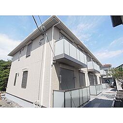 静岡県静岡市清水区駒越中1丁目の賃貸アパートの外観