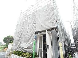 サンハイム鎌ケ谷A[101号室]の外観