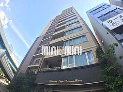 プレサンスロジェ鶴舞駅前[4階]の外観
