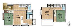 浦和美園駅 1,380万円