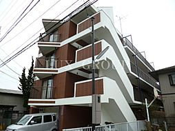 ユートピア美堀[3階]の外観