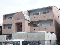 アザレア館[1階]の外観