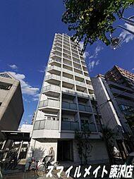 ファイカス藤沢[2階]の外観