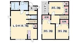 亀山駅 10.8万円