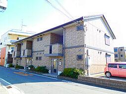 大阪府守口市大久保町の賃貸アパートの外観