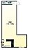 間取り,,面積53m2,賃料7.2万円,JR予讃線 宇和島駅 徒歩12分,バス バスセンター下車 徒歩3分,愛媛県宇和島市中央町1丁目5-16