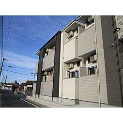 福岡県福岡市東区香住ケ丘3丁目の賃貸アパートの外観