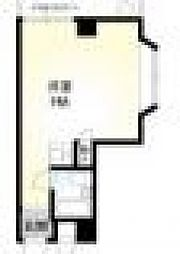 LUX-HOME東白楽[3階]の間取り