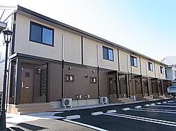 [テラスハウス] 徳島県徳島市春日3丁目 の賃貸【/】の外観