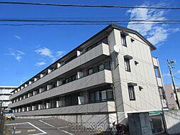 CREST SHINYA[3階]の外観