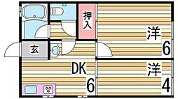 鵯越駅 3.0万円