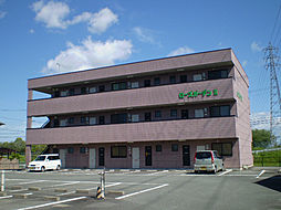 ローズガ−デンII[1階]の外観