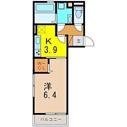 仮)D−room知立池端1丁目[1階]の間取り