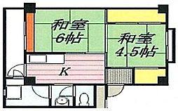 金指駅 1.8万円