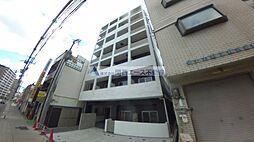 ウーロ玉造II[6階]の外観