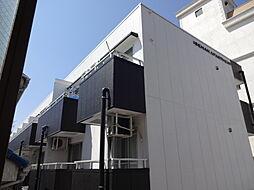 イセハンアパートメント[203号室]の外観