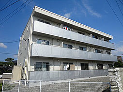 長野県松本市渚4丁目の賃貸マンションの外観