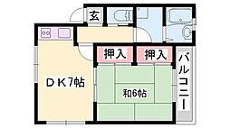 JR播但線 寺前駅 徒歩9分の賃貸アパート