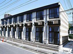 東京都葛飾区高砂1丁目の賃貸マンションの外観