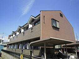 神奈川県小田原市下堀の賃貸アパートの外観