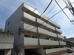 キャッスルメイ植田[3階]の外観