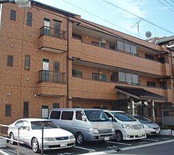 東京都足立区青井4丁目の賃貸マンションの外観