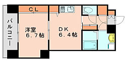 ケイズマンション5[3階]の間取り