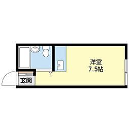 琴似駅 1.8万円