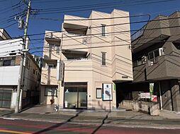 メゾン新川崎[1階]の外観
