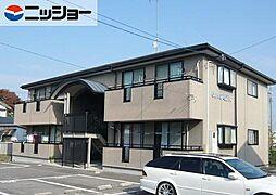 ビレッジ亀沢C棟[2階]の外観