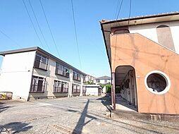 井上コーポ[1階]の外観