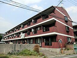 武庫リバーハイツ西野[3階]の外観