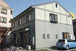 [タウンハウス] 福岡県久留米市東合川1丁目 の賃貸【/】の外観
