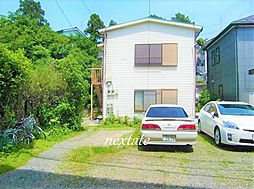 神奈川県横浜市中区立野の賃貸アパートの外観