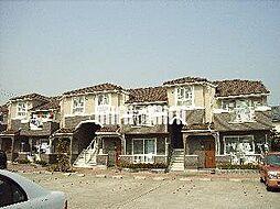リバーサイドレジデンスB[2階]の外観