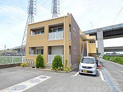 泉北高速鉄道 和泉中央駅 徒歩10分の賃貸アパート