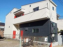 愛知県名古屋市南区道徳新町4丁目の賃貸アパートの外観