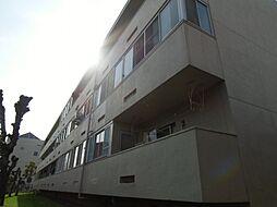 西大島住宅[3階]の外観