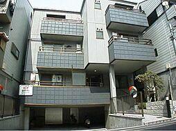 大阪府摂津市香露園の賃貸マンションの外観