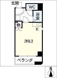 NTビル[7階]の間取り