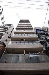 スペースアメニティ溝口[3階]の外観
