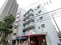 兵庫県神戸市灘区琵琶町1丁目の賃貸アパートの外観