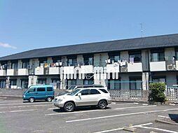 リバーサイドSUWA B棟[2階]の外観
