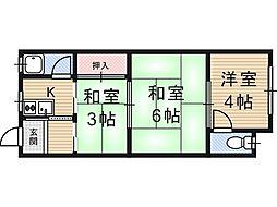東三国駅 2.5万円