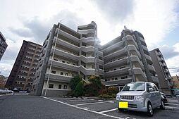 福岡県北九州市小倉南区徳力2丁目の賃貸マンションの外観