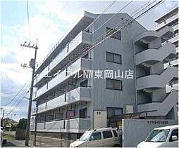 岡山県岡山市中区江並丁目なしの賃貸マンションの外観