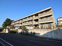 アルファコート流山[3階]の外観