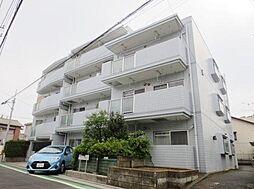 埼玉県さいたま市中央区下落合5丁目の賃貸マンションの外観