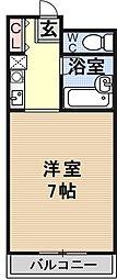 エミネンスコート瀬田[402号室号室]の間取り