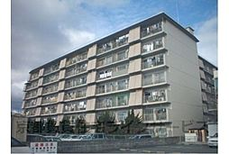 西京極ガーデンハイツ615号室[6階]の外観